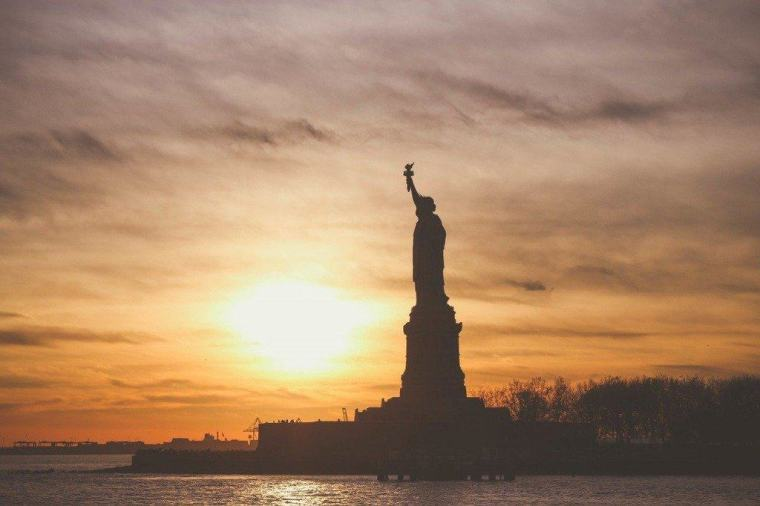 24 hours in New York should include the Statue of Liberty