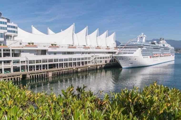 Vancouver Ferry Port