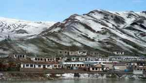 Tibet: view from the train