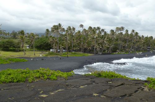 Panuluu sur Big Island