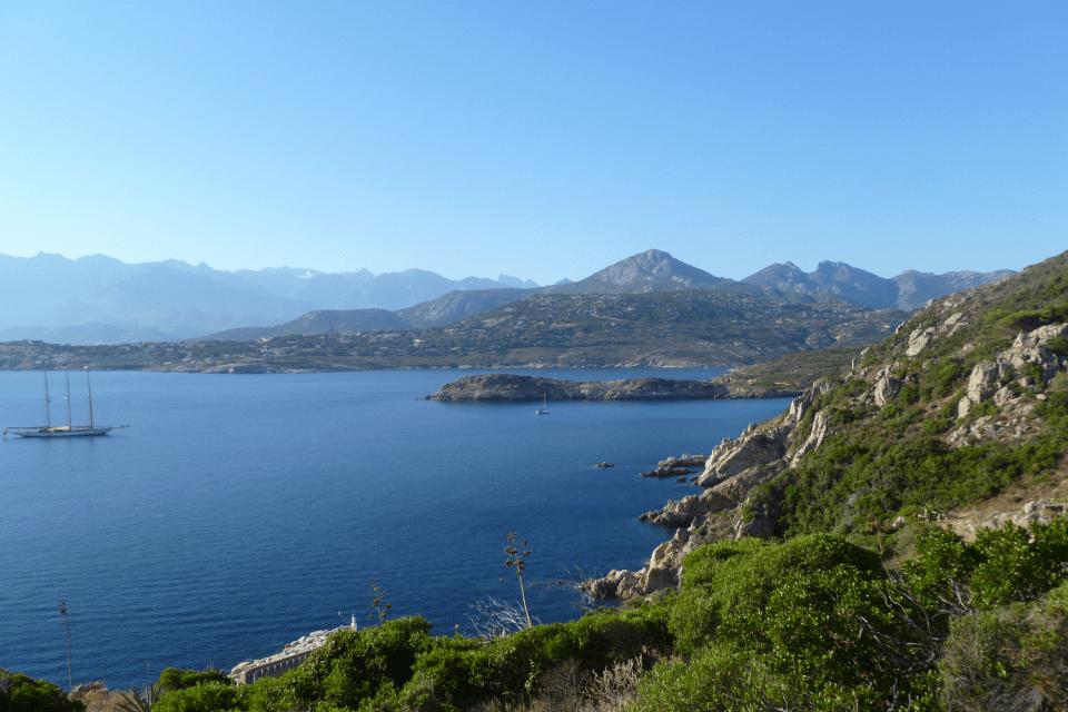 Près de Calvi, Corse