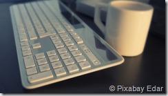 rédiger clavier