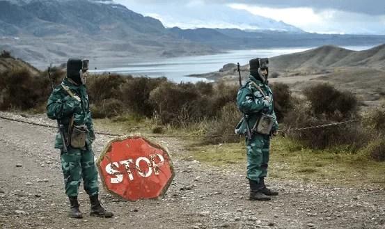 Armenian village Shurnukh announced the arrival of the Azerbaijani military
