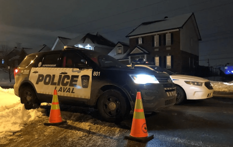 Murder of a 7-year-old girl in Laval