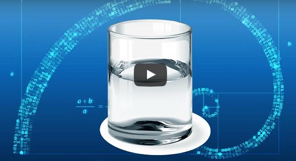 La technique du verre d'eau pour se libérer des soucis et des émotions douloureuses
