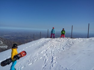 bolognola snowboarding freeride