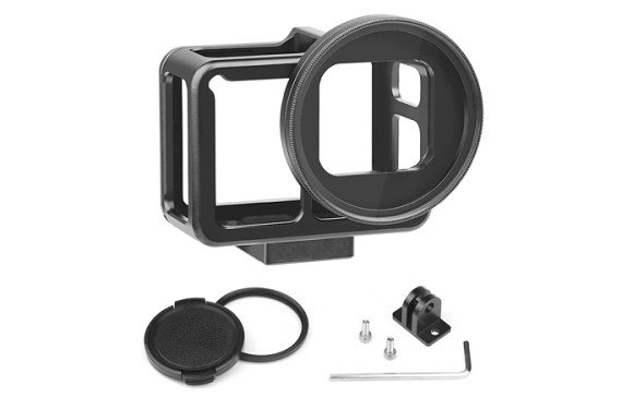 (Video) Quick Look At The Shoot GoPro Aluminium Skeleton Housing For Hero 5/6/7