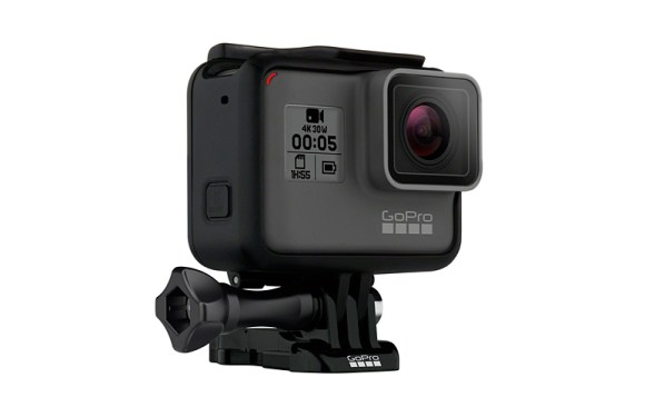 Time To Mount A GoPro!