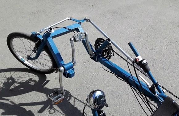 Saku Holma SH31 Offset Trike