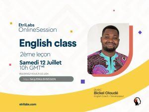 English Class-2