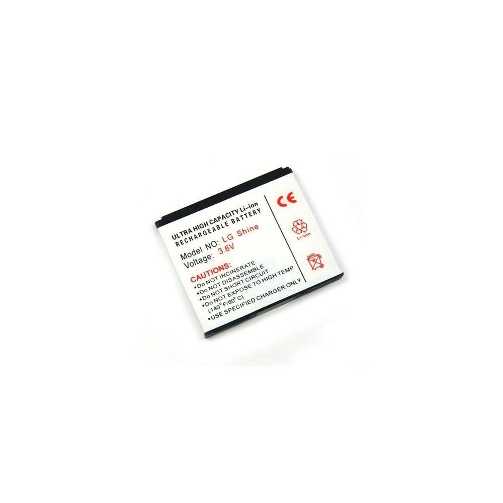 Battery For LG KE970 Shine Li-Ion ON814 for LG phone batteries