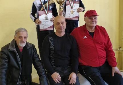 Купа България сабя Пловдив