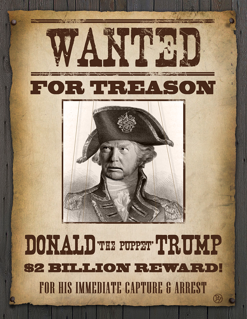 Image result for trump treason