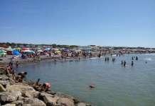 Spiaggia libera Montalto