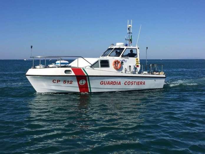 Motovedetta Guardia Costiera