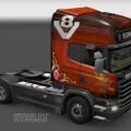 Carbon v8 skin for scania streamline truck nihonsyu info