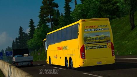 Czech Student Agency Bus mod + Passengers FINAL (fixed)-3