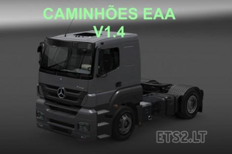 Brazilian Trucks Pack (2)
