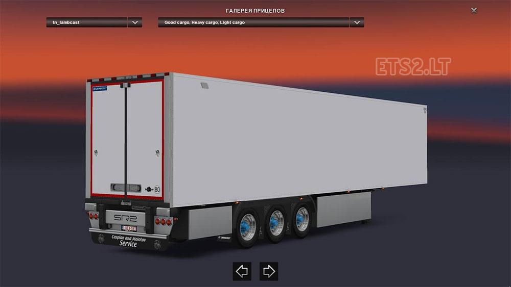 Trailer Wheels: Ets2 Trailer Wheels