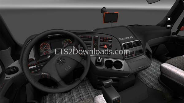 Interior-for-Mercedes-ets2-1