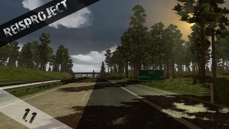 Reisproject-Map-ETS2