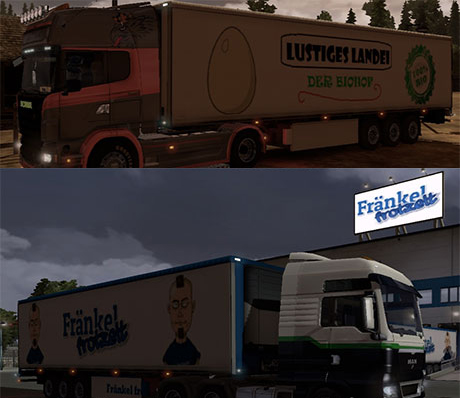 company-trailers