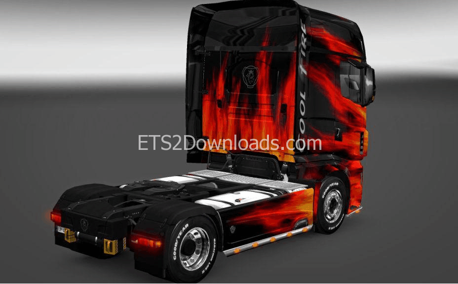 fire-skin-for-scania-r700-ets2