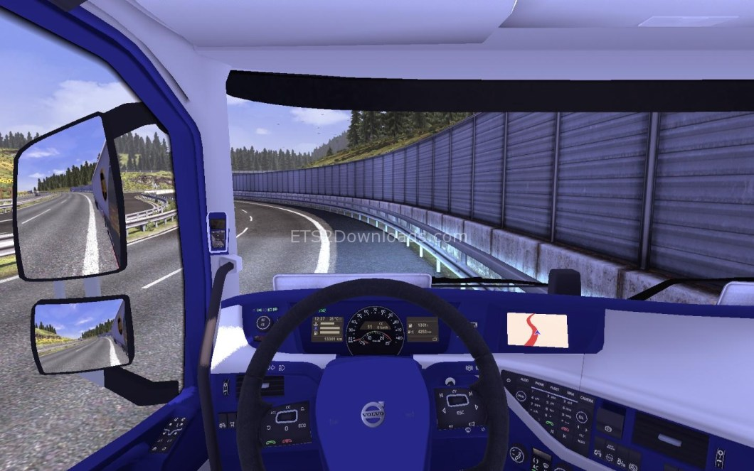 bluewhite-interior-for-volvo-fh16-ets1-2