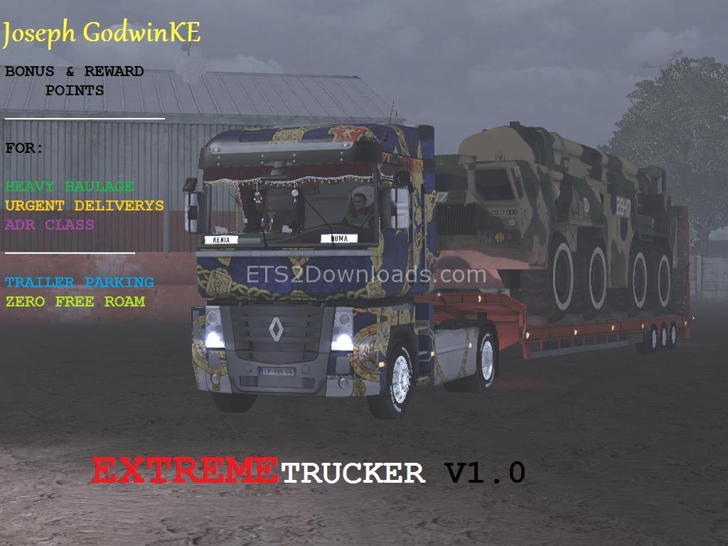 extreme-trucker