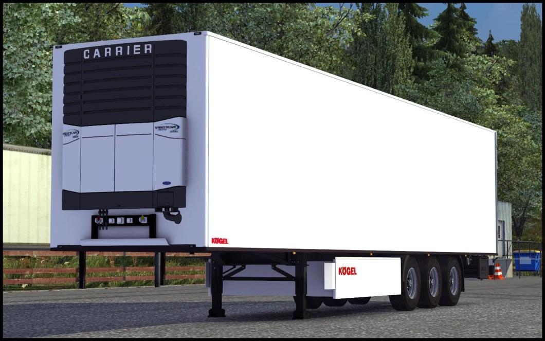 kogel-trailer