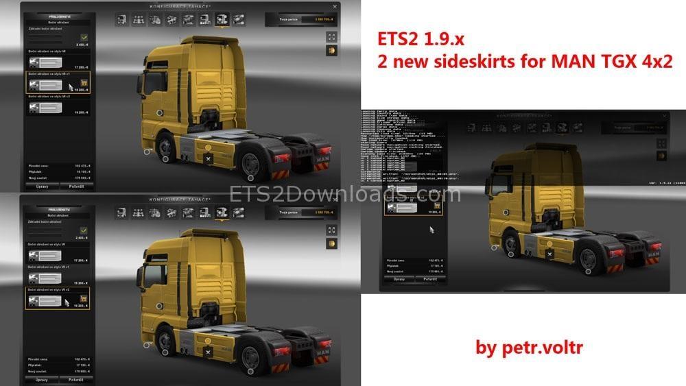 new-sideskirts-for-man-tgx-ets2