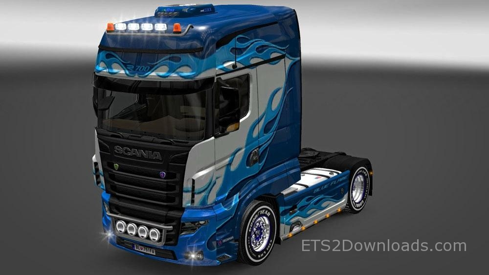 blue-flame-skin-for-scania-r700-1