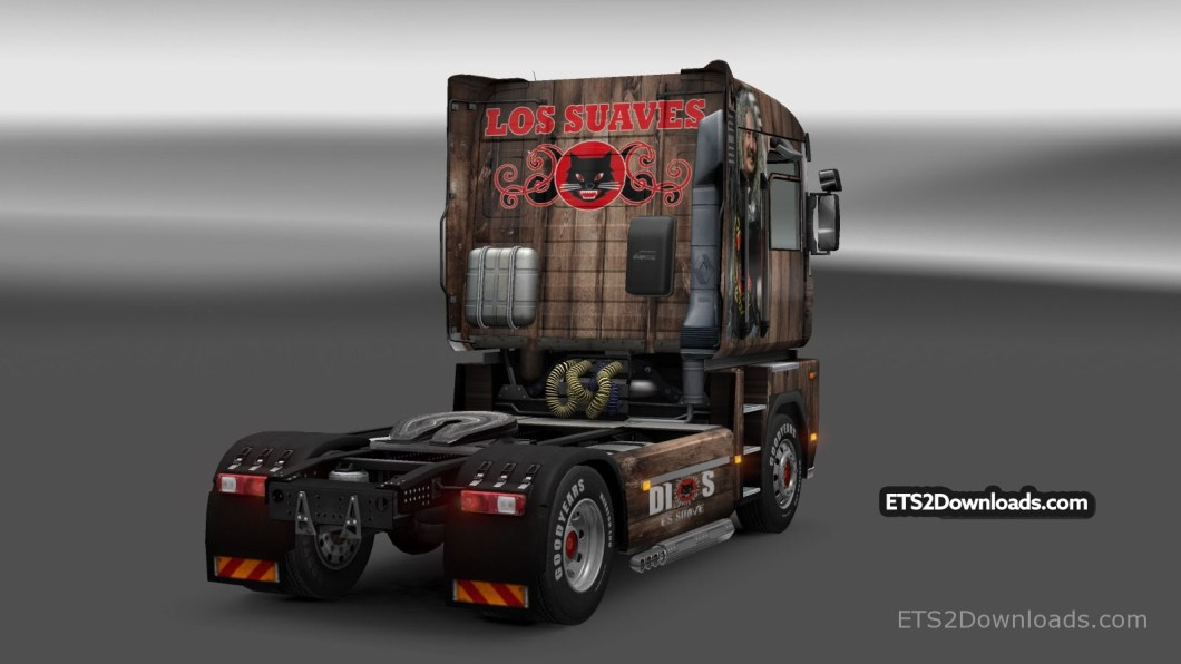 los-suaves-skin-for-renault-magnum-3
