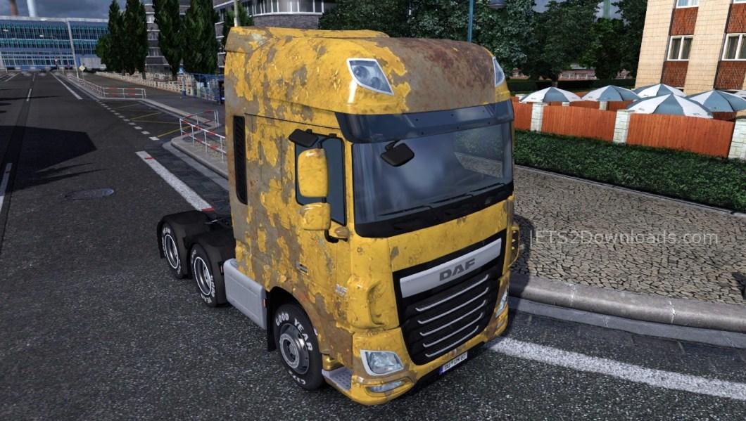 junky-skin-for-daf-euro-6