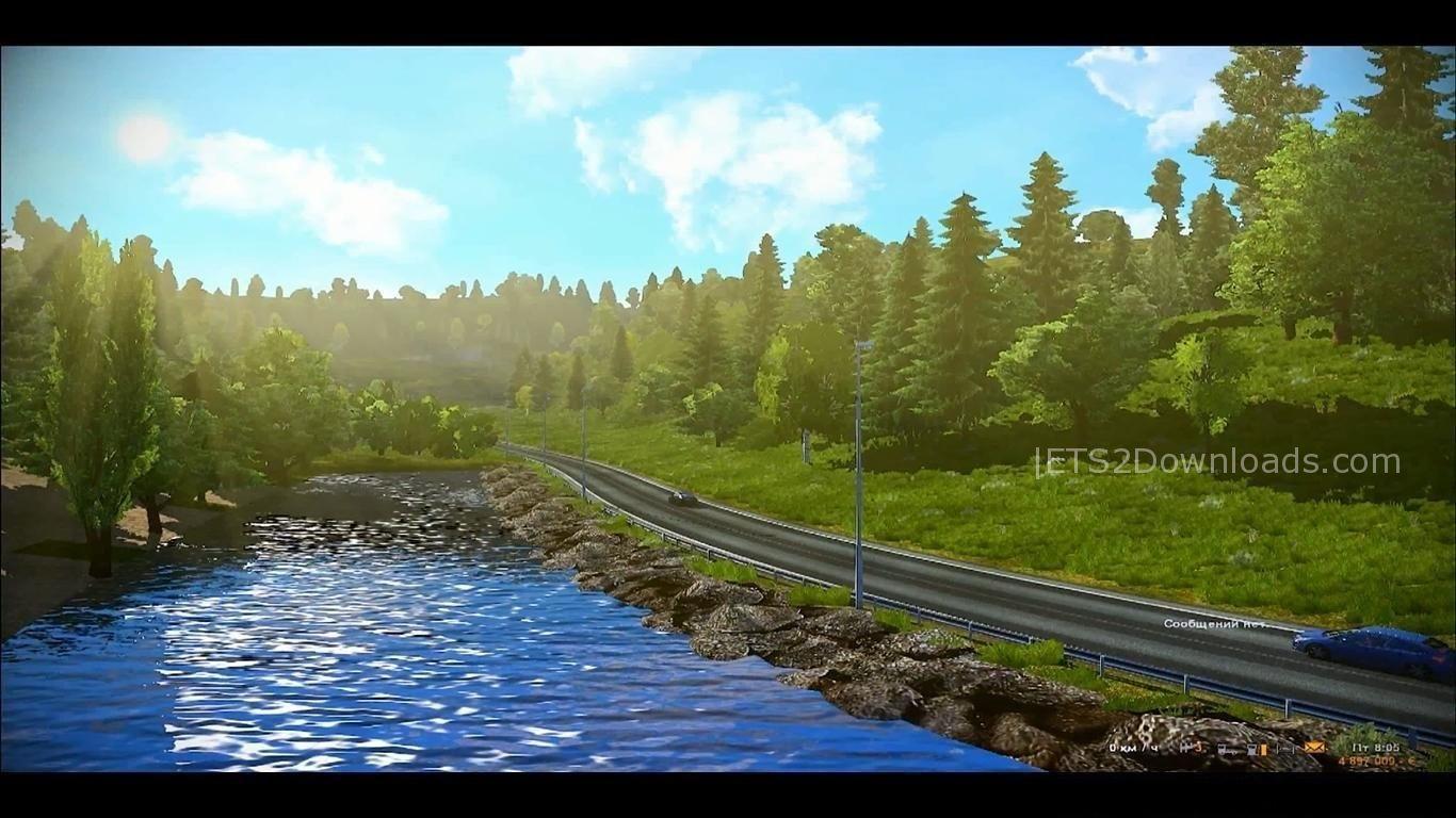 Lautus HD Graphics Mod v5 2 - ETS2 Mods
