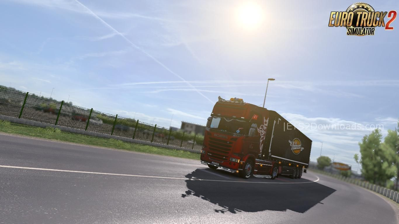 Realistic Graphic Mod V1 7 9 1 By Frkn 64 Ets2 Mods