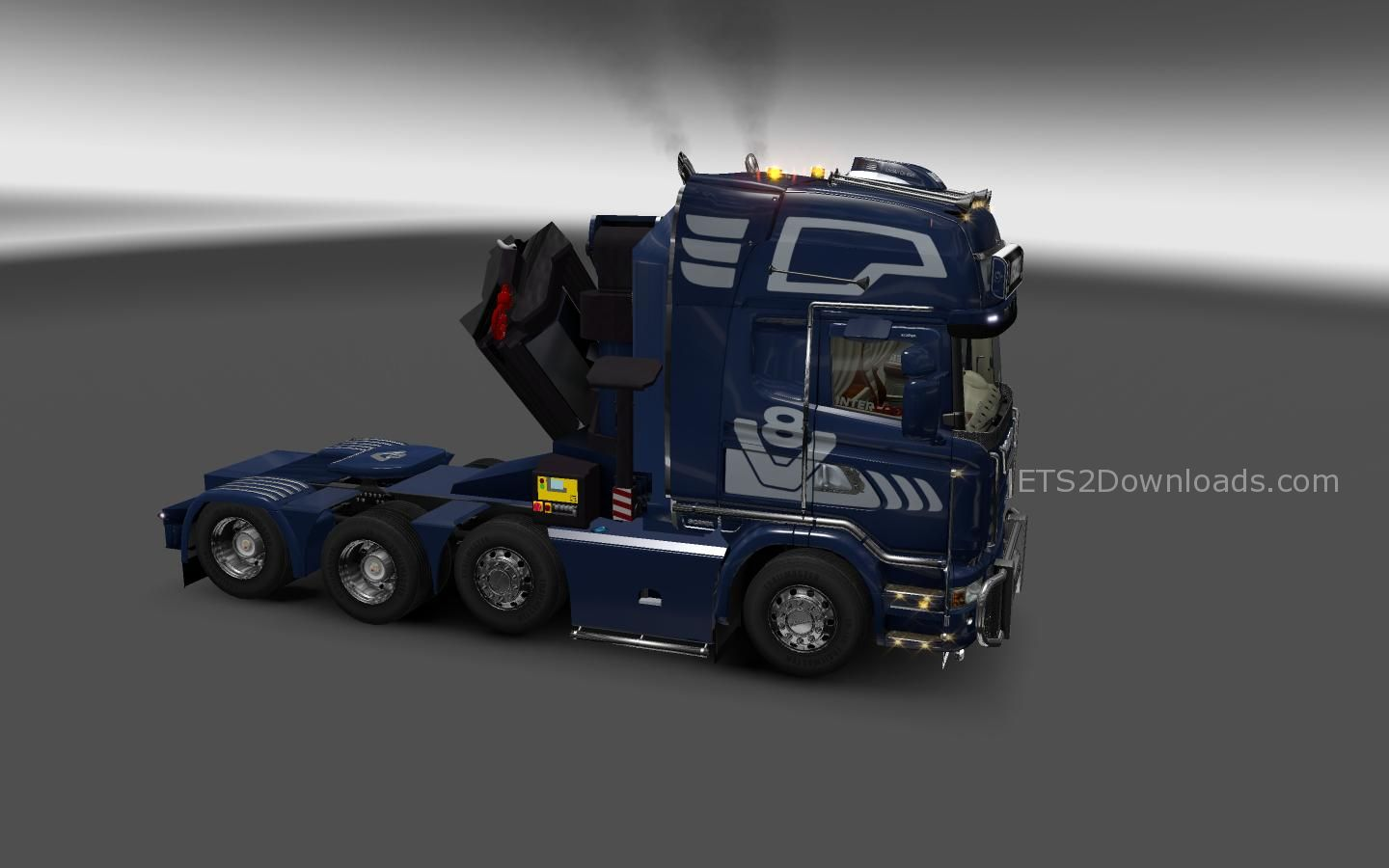 tuning for scania  1 28