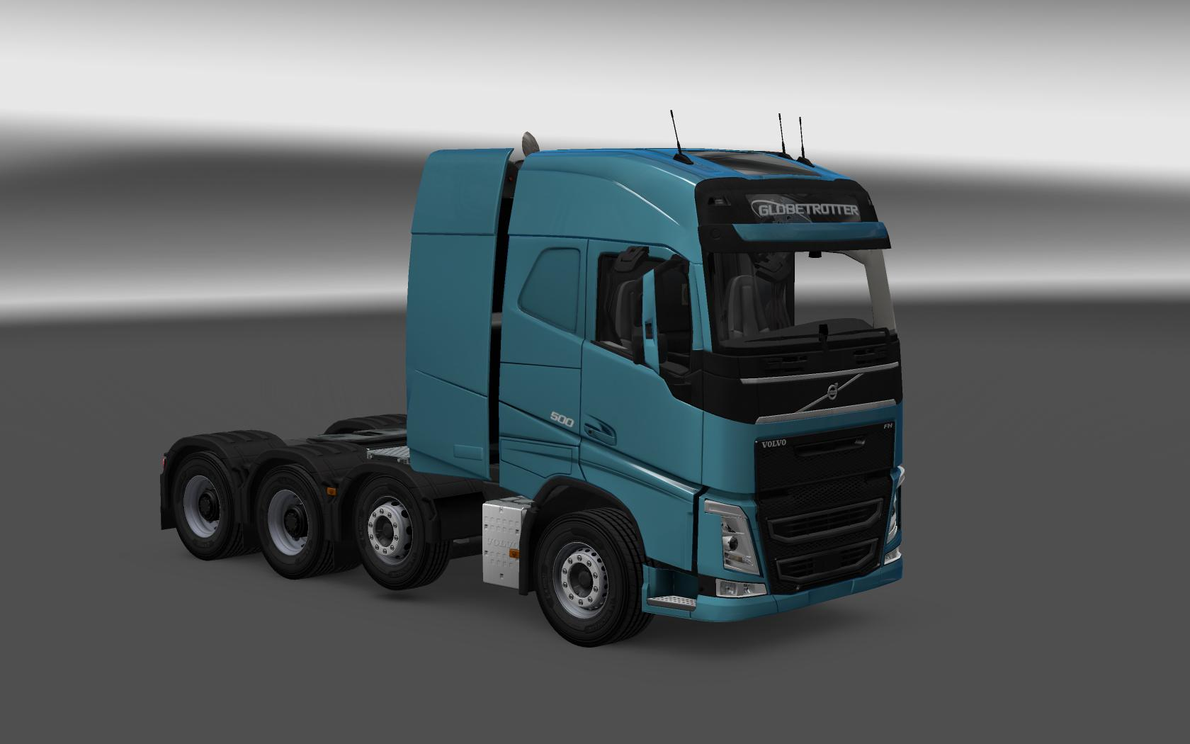 Volvo Fh & Fh16 2012 Reworked V30 Truck Mod  Ets2 Mod