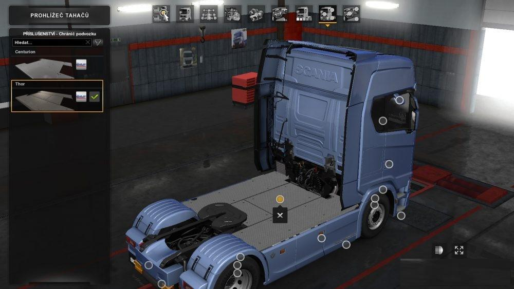 Scania R  S 2016 Mighty Griffin Tuning Pack v11 130x