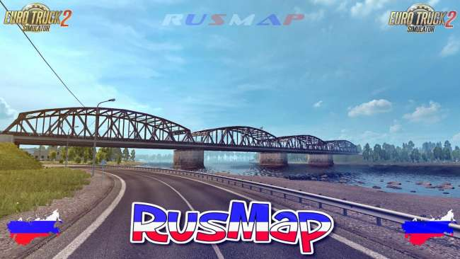 Among us map v2.0 the among us mod ඞ created by. Fix Map Rusmap V2 41 1 41 Ets2 Mods Euro Truck Simulator 2 Mods Ets2mods Lt