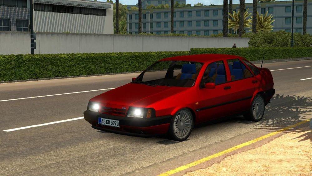 Fiat Tempra 14 Sxa V 11 Car Mod Euro Truck Simulator 2