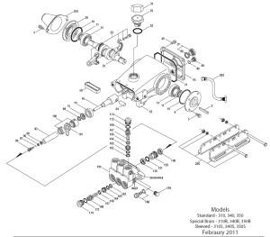 Untitled — Cat Pump Parts