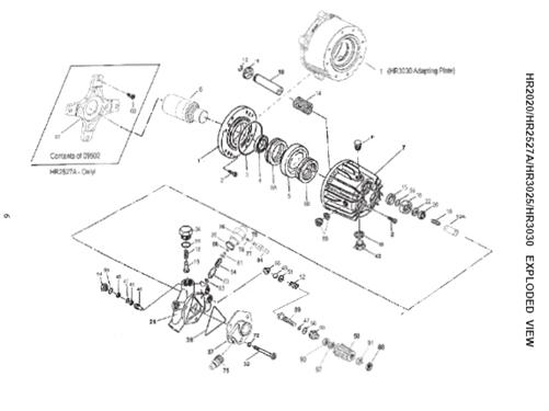 Pump Ts 500i Parts Manual