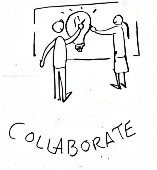 Collaborate Image