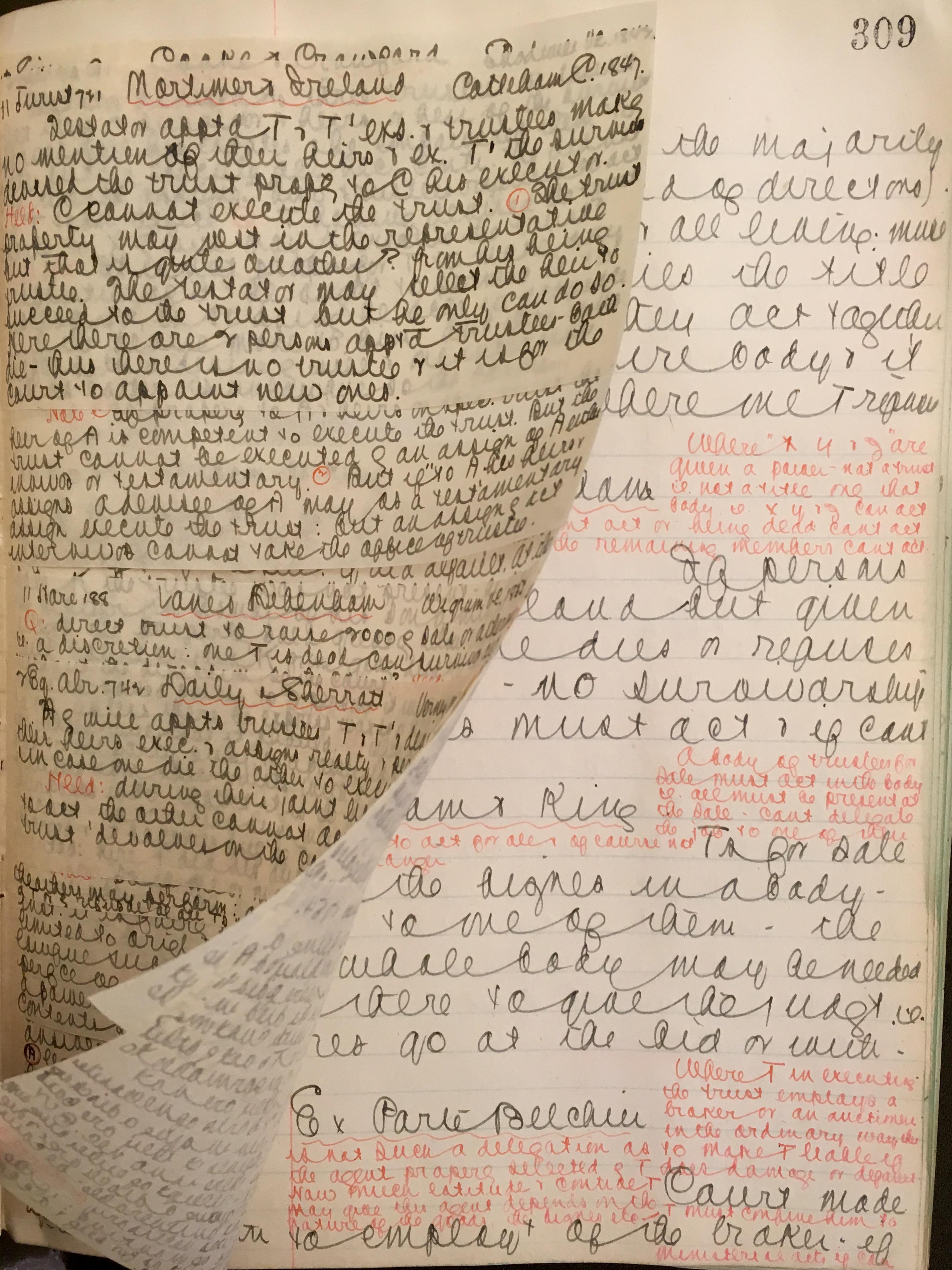 Et Seq The Harvard Law School Library Blog