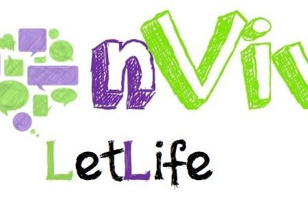 Logo Konvive Let Life