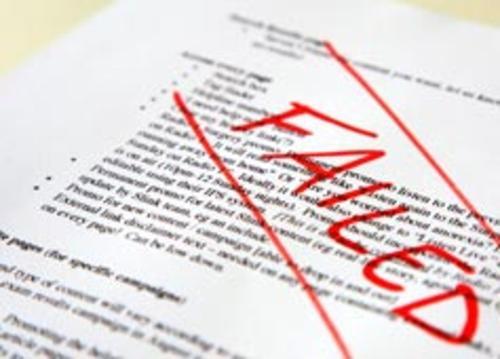 Examen suspenso