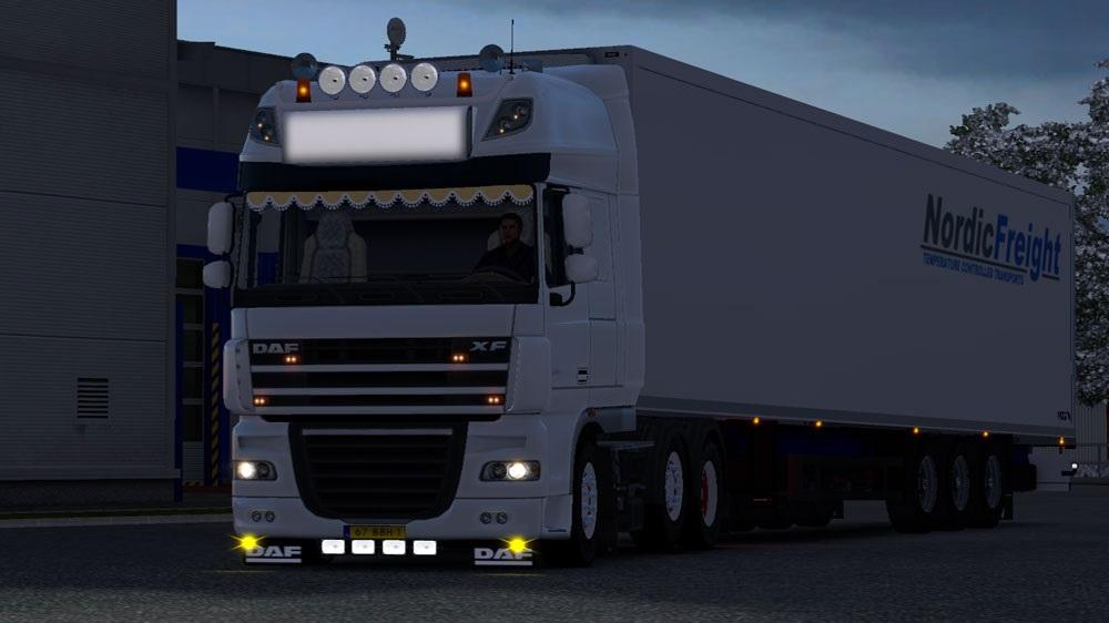 Daf Xf 105 Modified  Ets2 Mods