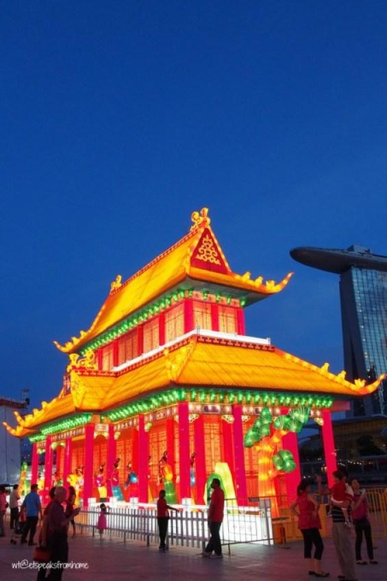 River Ang Bao 2014 Temple