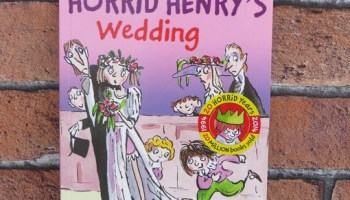 Horrid henry royal riot review et speaks from home horrid henrys wedding review expocarfo